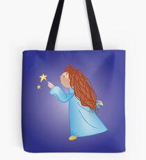 Star Girl Tote Bag