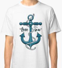 Love the Sea Classic T-Shirt