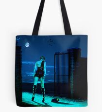 The Police Was here Tote Bag