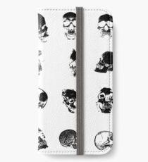 Skulls iPhone Wallet/Case/Skin