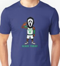 scary terry costume Unisex T-Shirt
