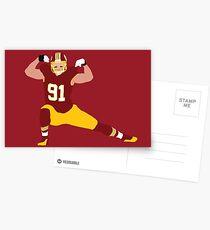 Ryan Kerrigan Postcards