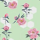 Peony party by youdesignme
