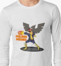 Nintendo - Falcon Punch! Long Sleeve T-Shirt