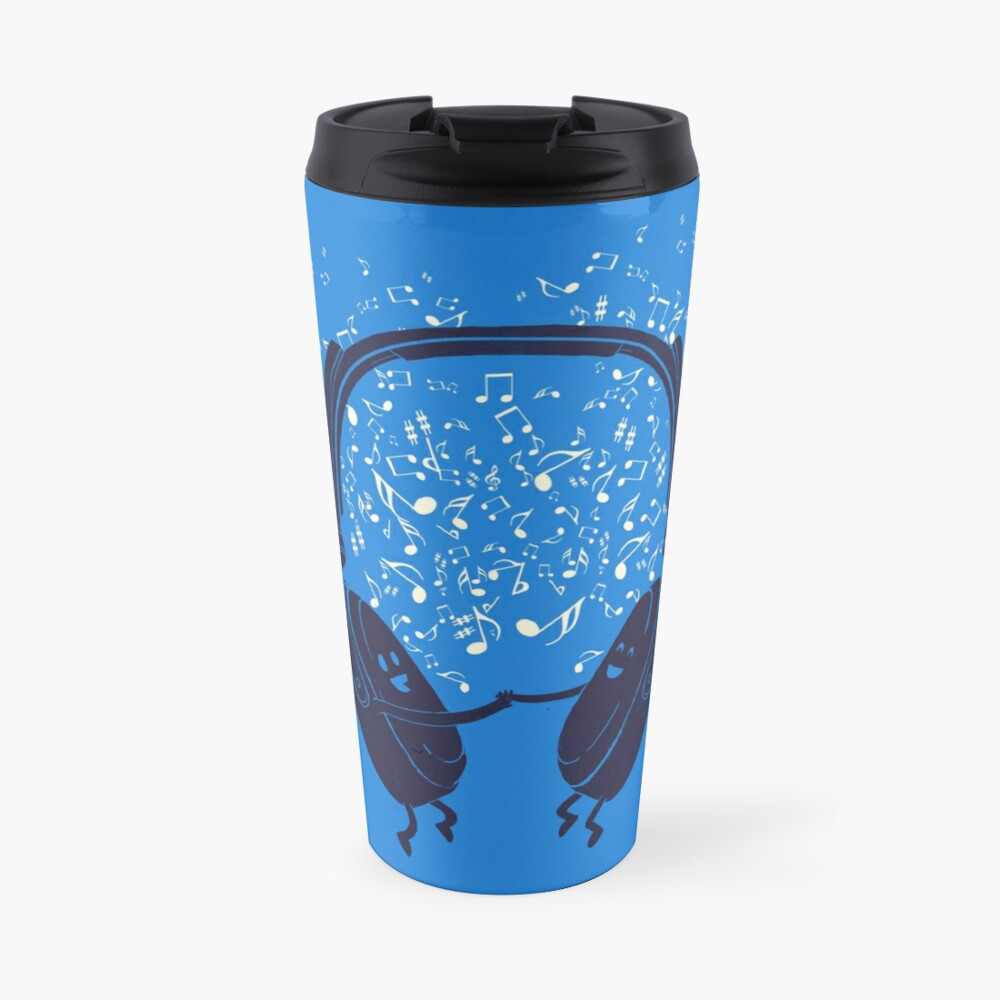 Let's dance Travel Mug
