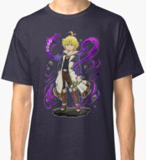 Camiseta clásica Camiseta Seven Deadly Sins Meliodas