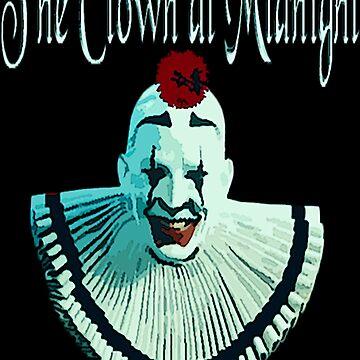 The Clown at Midnight by kawaiikastle