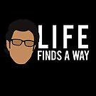 Jurassic Park - Life Finds a Way by daddydj12