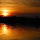 Islay: Port Ellen Sunset by Kasia-D
