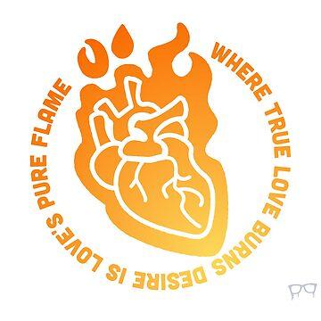 WHERE TRUE LOVE BURNS... by bembureda