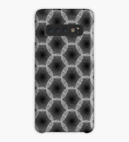 Pi spiral 002 Case/Skin for Samsung Galaxy