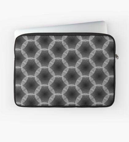 Pi spiral 002 Laptop Sleeve