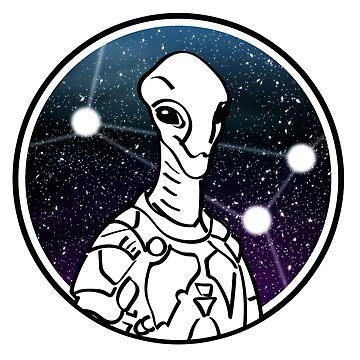 Alien 03 | Stellaris by msFiBi