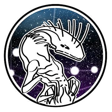 Alien 04 | Stellaris by msFiBi