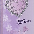 Anniversary Card by lezvee