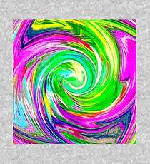 Abstract vortex Kids Pullover Hoodie