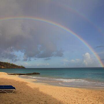 Grenada Rainbow by JohnDalkin