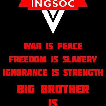 INGSOC Guidelines by Strigon67
