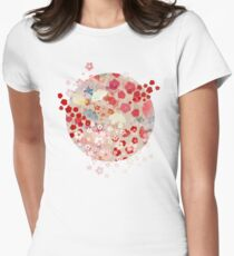 Blossom Women's Fitted T-Shirt