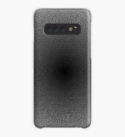 Pi Spiral 003 Case/Skin for Samsung Galaxy
