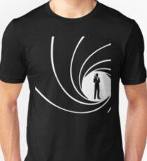 Bond, James Bond Camiseta unisex