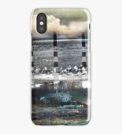 Apocolypse Dreams 2 (a short series of work) iPhone Case