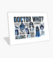 The Tenth Doctor Laptop Skin
