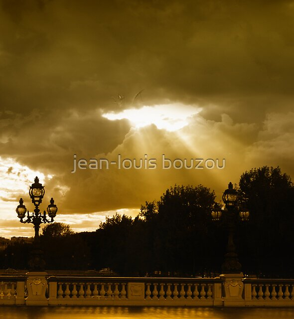 God Was Here... by jean-louis bouzou