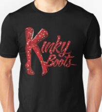 Kinky Boots Musical Broadway Show Theatre Play Unisex T-Shirt
