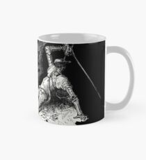 Don Quixote, Ravens and Bats Mug