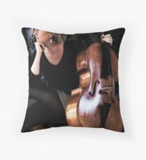 Jilted lovers Throw Pillow