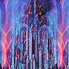 Surreal Sydney in Fireworks by surrealpete