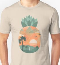Tropical Gold Unisex T-Shirt