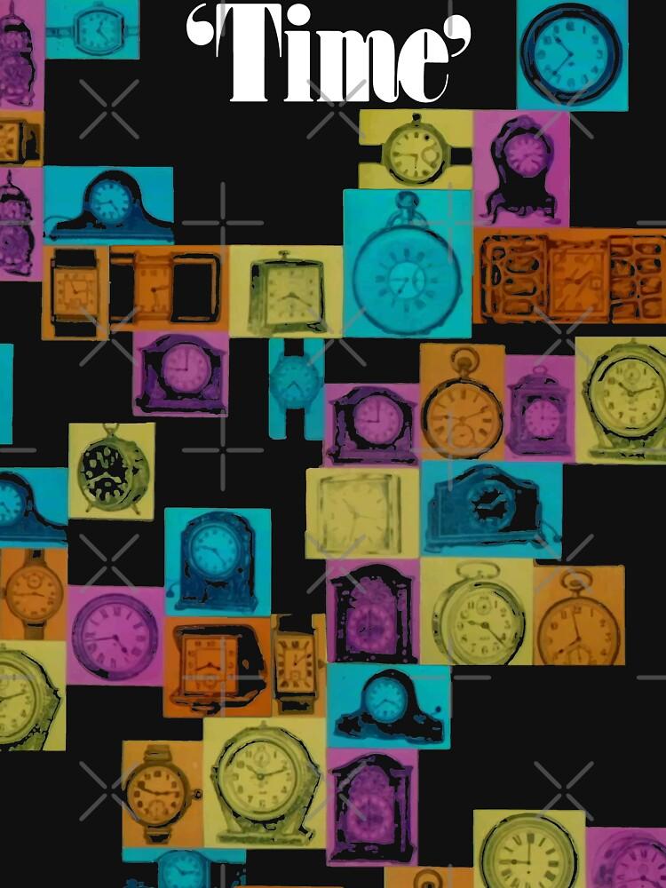 NDVH Pipkins - 'Time' by nikhorne