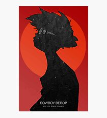 Cowboy Bebop - Ed Fotodruck