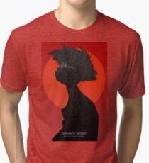 Cowboy bebop - Ed Tri-blend T-Shirt