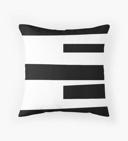 Organic Minimalism Throw Pillow
