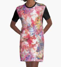 Nexus Graphic T-Shirt Dress