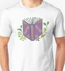 Diverse Books Matter Unisex T-Shirt