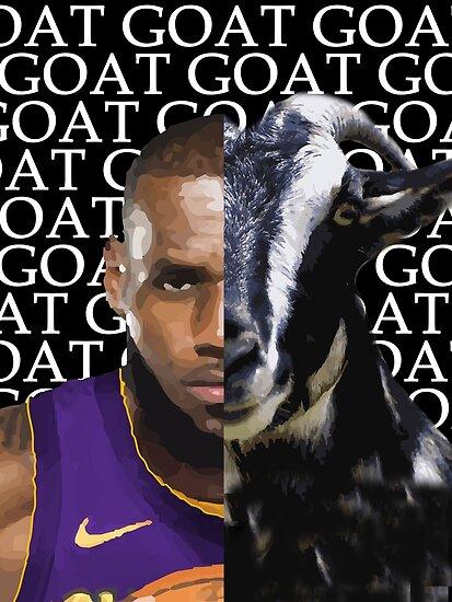 2b3b3aca57e G.O.A.T - LA Lakers Lebron James