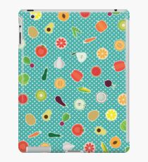 Fruit and Vegetables iPad Case/Skin