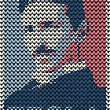 Nikola Tesla Sweater by radvas