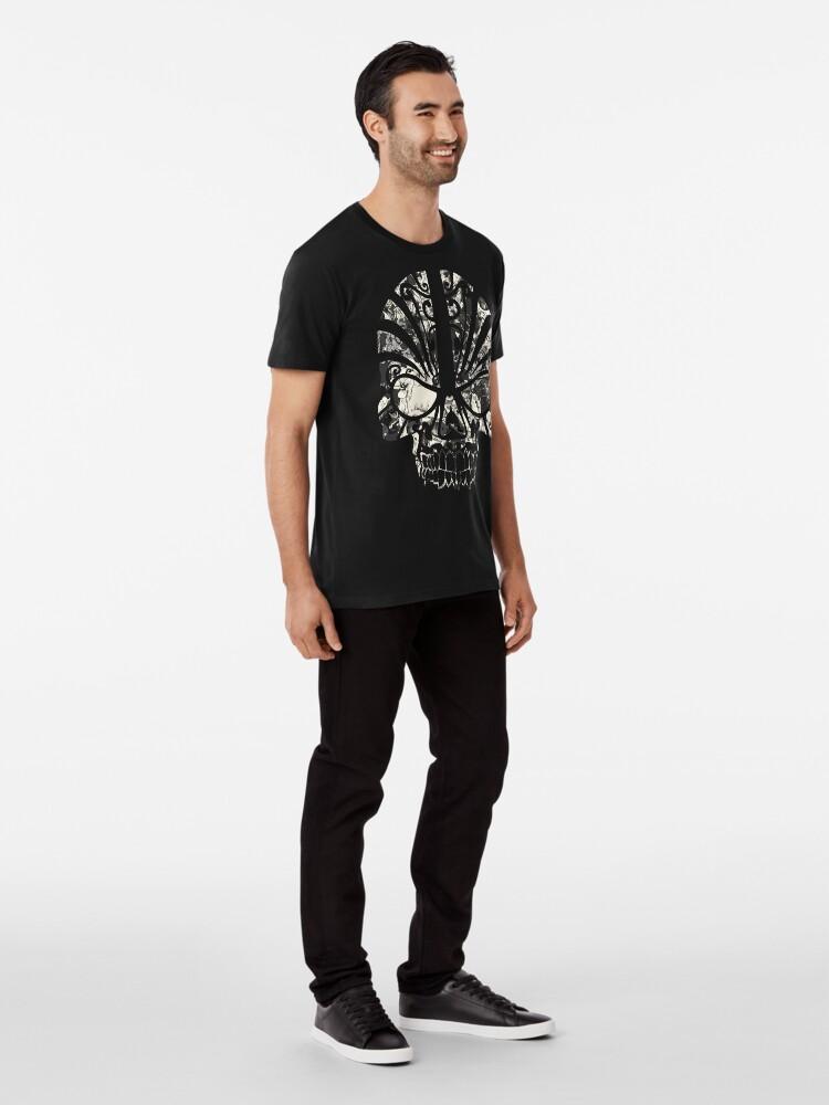 Alternate view of SKULLS Premium T-Shirt