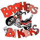 Brothers Bikers by SHdesigner