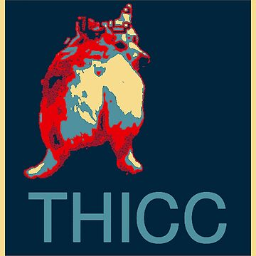 THICC by svampwolf