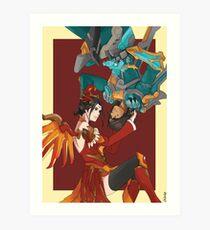 Pharmercy Lunar New Year Art Print
