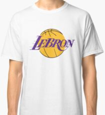 Lebron Lakers Classic T-Shirt