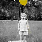 The Yellow Balloon by Melissa Arel Chappell