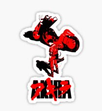 Akira anime for you Sticker