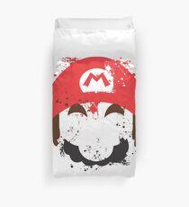Super Mario Splash  Duvet Cover